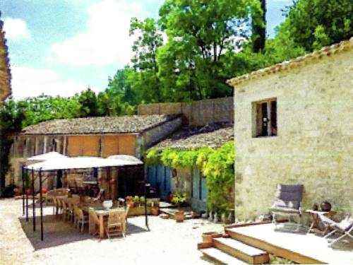 Holiday Home Gite Cloe : Guest accommodation near Saux