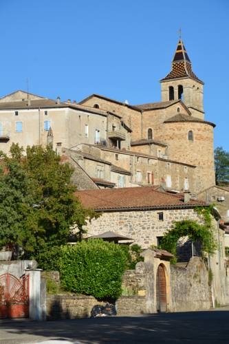 Le Domaine du Fayet : Bed and Breakfast near Sanilhac