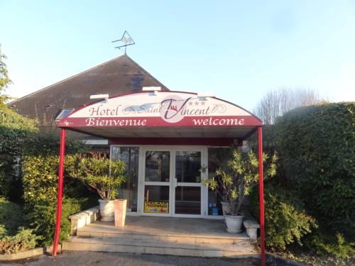 Kyriad Laon : Hotel near Besny-et-Loizy
