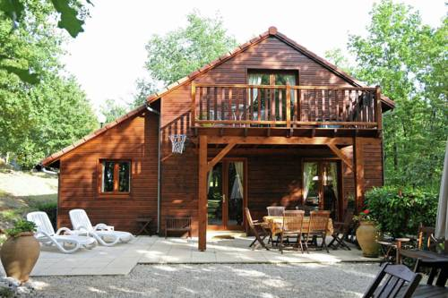 Chalet Souillac Golf & Country Club II : Guest accommodation near Souillac
