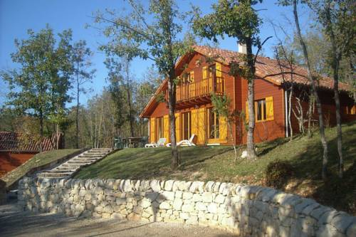 Chalet Souillac Golf & Country Club Deluxe III : Guest accommodation near Souillac