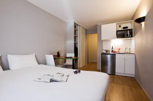 Aparthotel Adagio Access Paris Maisons-Alfort : Guest accommodation near Alfortville