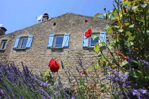Gîte Les Blaches : Guest accommodation near Étables