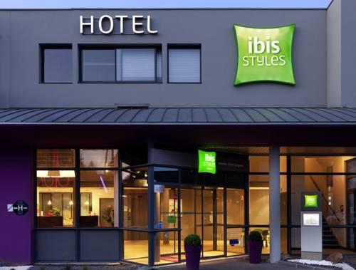 ibis Styles Rennes St. Gregoire : Hotel near Saint-Grégoire