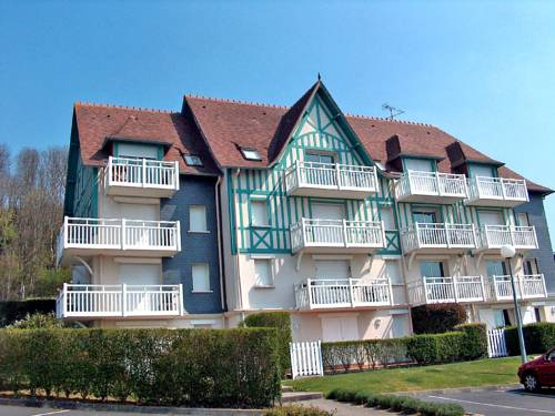 Apartment Le Cap Bleu : Apartment near Blonville-sur-Mer