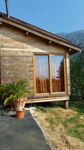 Chalet de l' Organic Farm : Guest accommodation near Gorbio