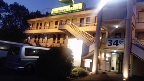 Premiere Classe Périgueux - Boulazac : Hotel near Saint-Laurent-sur-Manoire