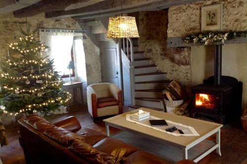 LIEU DIT L'HÉRITIER : Guest accommodation near Vergt-de-Biron