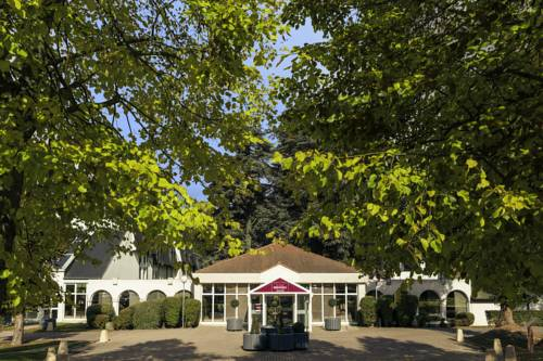 Mercure Evry Parc du Coudray : Hotel near Pringy