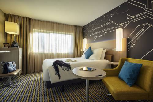 Mercure Paris Sud Les Ulis-Courtaboeuf : Hotel near Saint-Jean-de-Beauregard