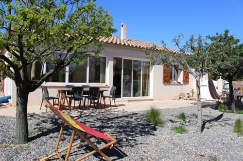 Villa à la Franqui : Guest accommodation near La Palme