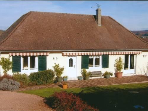 Rêve de Pannecière : Guest accommodation near Blismes