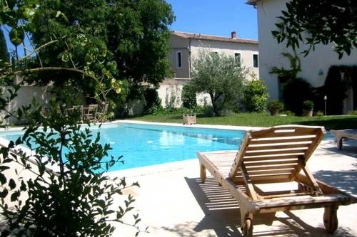 Holiday home Iris 1 : Guest accommodation near Les Matelles