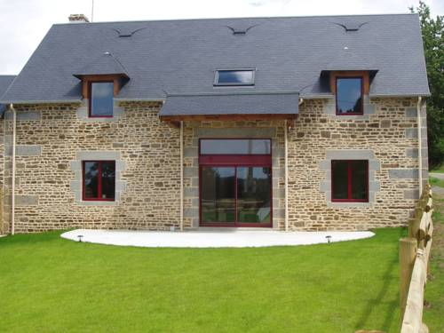 Riviera : Guest accommodation near Saint-Georges-de-Reintembault