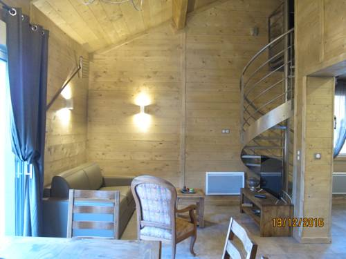 Les Balcons Montagnards : Apartment near Niort-de-Sault