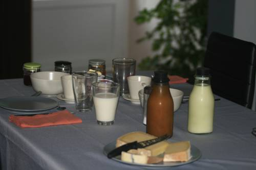 Le nid du Hérisson : Bed and Breakfast near Cogna