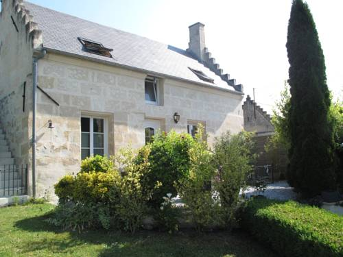 La Maison Des Chiens Rouges : Guest accommodation near Montigny-Lengrain