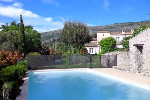 Villa provencale standing : Guest accommodation near Peille