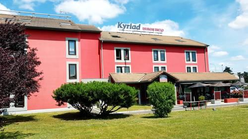 Kyriad Design Enzo Cannes-Écluse : Hotel near Noisy-Rudignon
