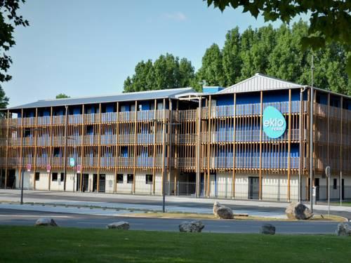 Eklo Hotels Lille : Hotel near Villeneuve-d'Ascq