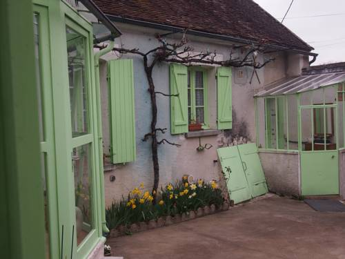 chambre chez l' habitant : Guest accommodation near Villuis