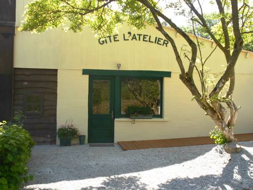Gite l ' Atelier : Guest accommodation near Haravesnes