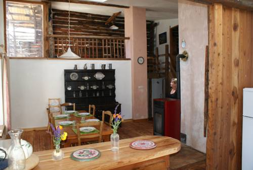 le berger gourmand : Apartment near Molines-en-Queyras