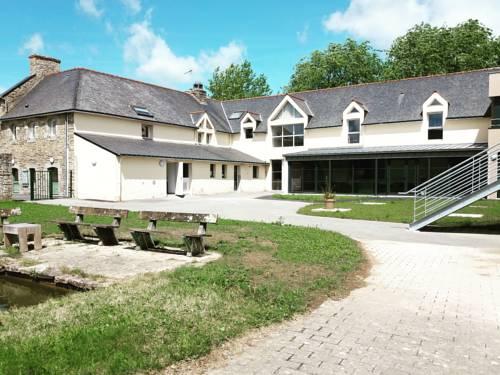 Le Domaine de Parc Er Bihan : Hotel near Bignan