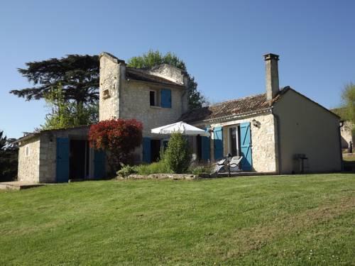 Gîte de Borie-neuve en Périgord pourpre : Guest accommodation near Auriac-sur-Dropt