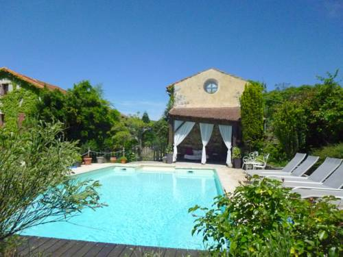 La Vigne Felizier : Guest accommodation near Plats