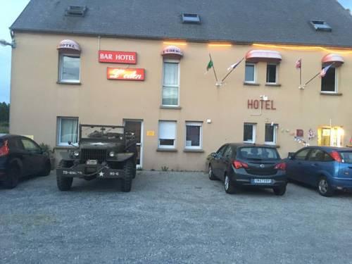 Hôtel l'Eden : Hotel near Breuville