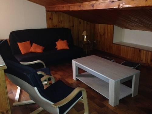 Chalet De Bevy : Guest accommodation near Lélex