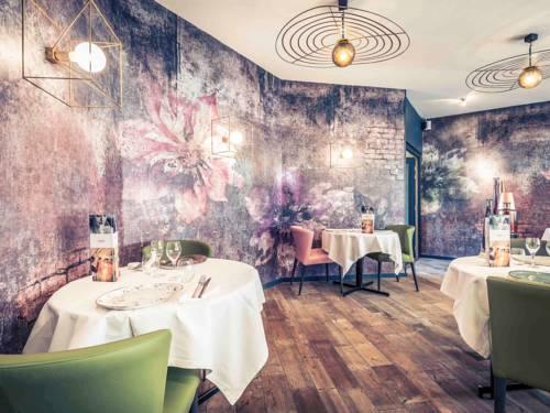 Mercure Bourg En Bresse : Hotel near Drom