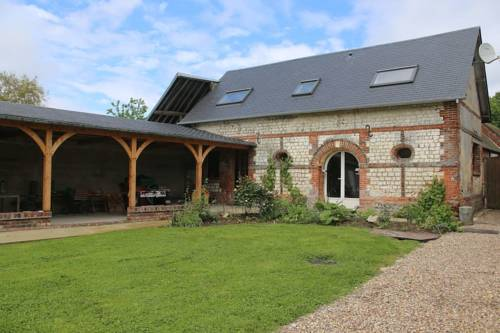 La Petite Maison arc-en-ciel : Guest accommodation near Saint-Samson-la-Poterie