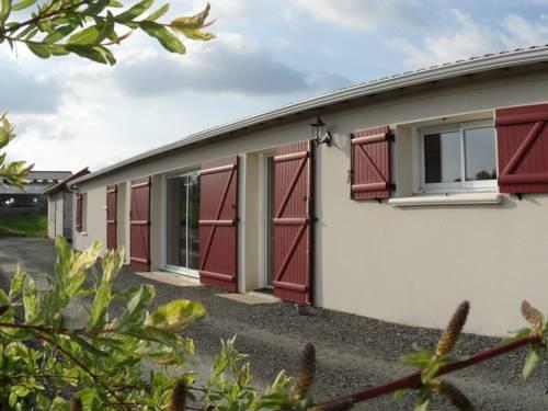 Gîte de Lavaud Richer : Guest accommodation near Largeasse