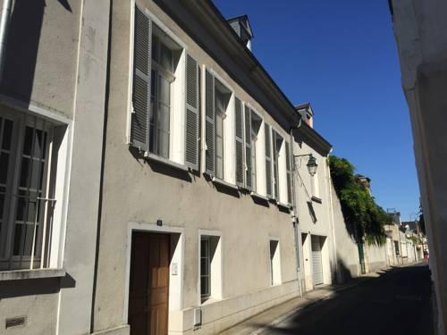 Coté Remparts : Apartment near Pocé-sur-Cisse