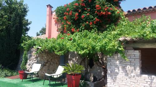 Le Romarin : Guest accommodation near Lussas