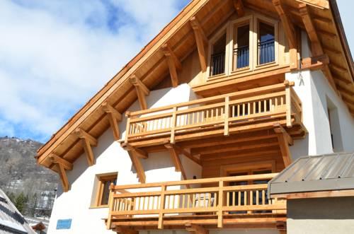 Le Gabion : Apartment near Saint-Chaffrey