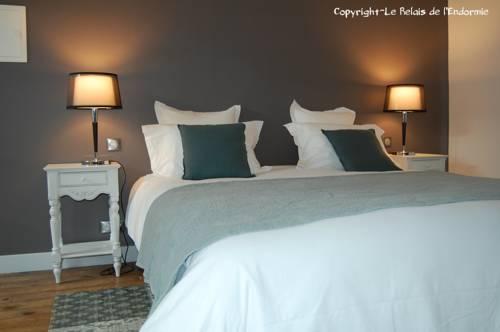 Le Relais de l'endormie : Guest accommodation near Traînel