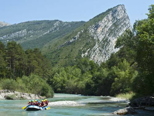 Huttopia Gorges du Verdon : Guest accommodation near Rougon