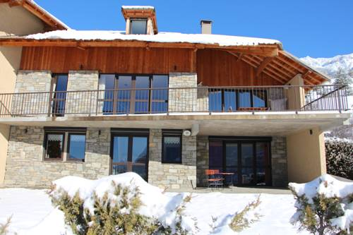 Le Bouquetin : Bed and Breakfast near Saint-Crépin