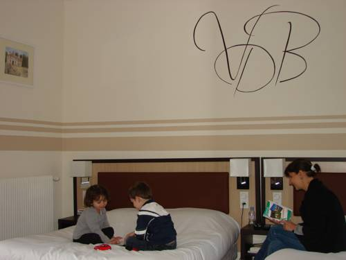 Villa des Bordes : Hotel near Saint-Ay