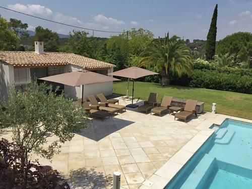 Villa - Mougins : Guest accommodation near La Roquette-sur-Siagne