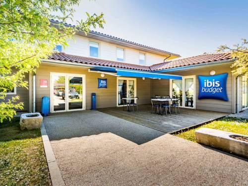 ibis budget Bourg en Bresse : Hotel near Meillonnas