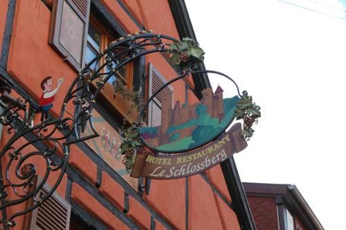 Le Schlossberg : Hotel near Hunawihr
