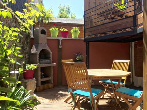 La Villa : Guest accommodation near Anctoville-sur-Boscq
