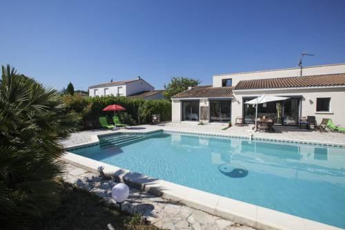 Colombet Stay's - Villa avec piscine MUDAISON : Guest accommodation near Mauguio