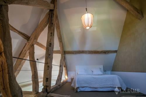 La Dime de Giverny - Chambres d'hôtes : Bed and Breakfast near Port-Villez