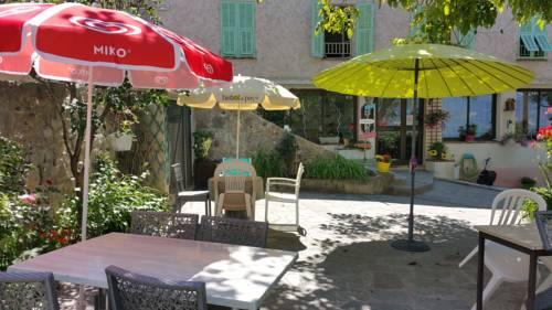 Auberge du Coustet : Guest accommodation near Saint-Léger
