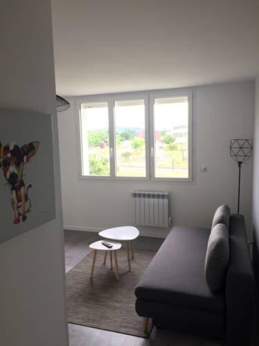 La Casa - Studio et T2 : Apartment near Bon-Encontre